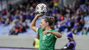 Irish captain Katie McCabe has said that she will ask the squad what they want to do