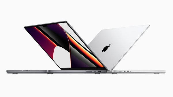 The new MacBook Pro laptops with 14-inch and 16-inch displays are powered by the new chips
