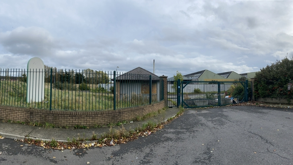 The Chivers jam and jelly factory in Coolock has been derelict since it closed down in 2007