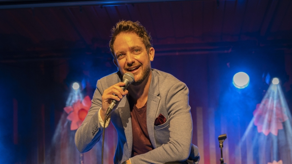 Danny O'Brien will play the Galway Comedy Festival this October.