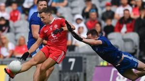 Tyrone defeated Monaghan in this year's Ulster SFC final