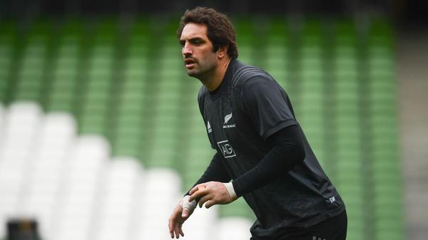 Sam Whitelock will captain New Zealand on their end of season tour