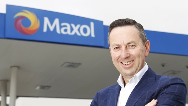 Brian Donaldson, CEO of The Maxol Group
