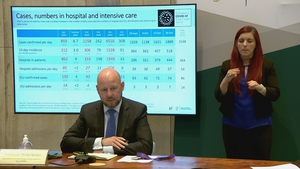 Professor Philip Nolan said 14 people were admitted to intensive care in the last day