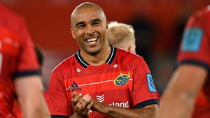 Zebo hasn't played for Ireland since 2017