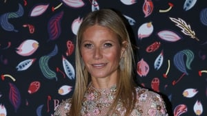 """Gwyneth Paltrow (pictured in Paris in February 2020) - """"I want to show up for myself in a more loving way, because it's all going south from here"""""""