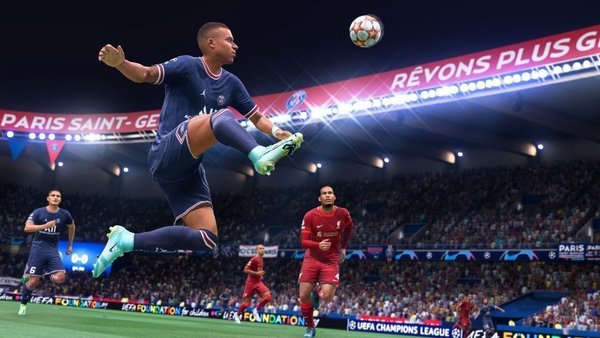 FIFA 22 represents another marginal game on its predecessor - but it's still the only real option for anyone in the market for a soccer simulator