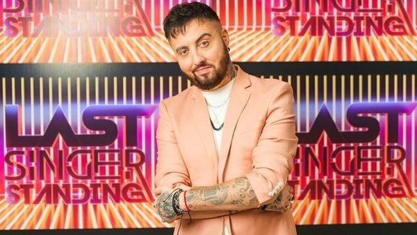 Dubliner Dean Anthony, 37, played Mark in a Westlife/Take That tribute act and is a former contestant on Voice of Ireland