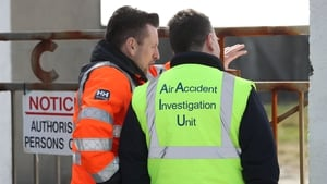 Father of R116 Pilot Dara Fitzpatrick said the Department's decision was 'a great relief'