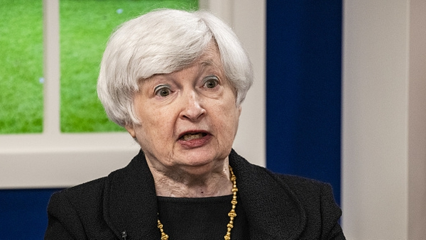 Janet Yellen will meet with Government officials and private sector representatives