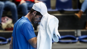 Andy Murray lost to Diego Schwartzman