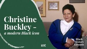 Black History Month: Christine Buckley, a modern icon.