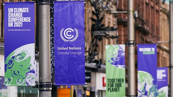 Glasgow will play host to the Cop26 climate summit from 31 October