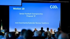 Proposal B was voted down at Croke Park
