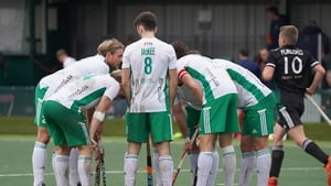 Ireland suffered more shoot-out agony. Credit: Sarah Campion