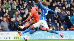 Michael Obafemi was on target for Swansea but they still lost to Birmingham