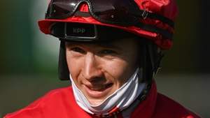 Colin Keane rode three winners at Leopardstown on Saturday