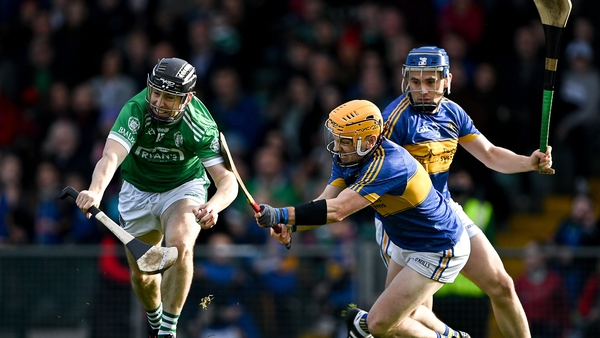 It's a first Limerick senior hurling title in seven years for Kilmallock