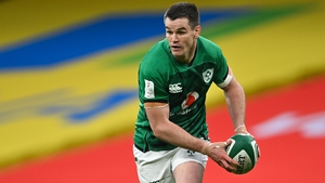 Sexton is set to win his 100th Irish cap this month