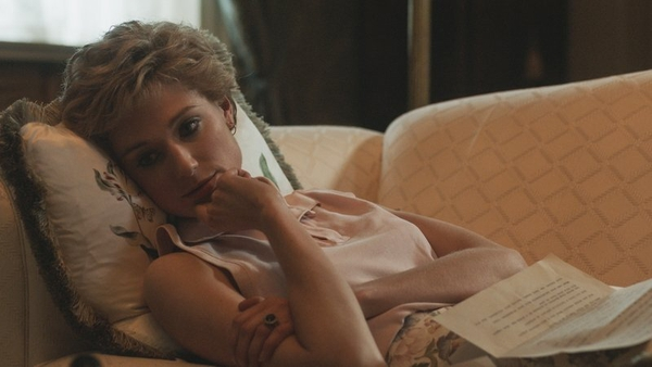 Elzabeth Debicki as Diana