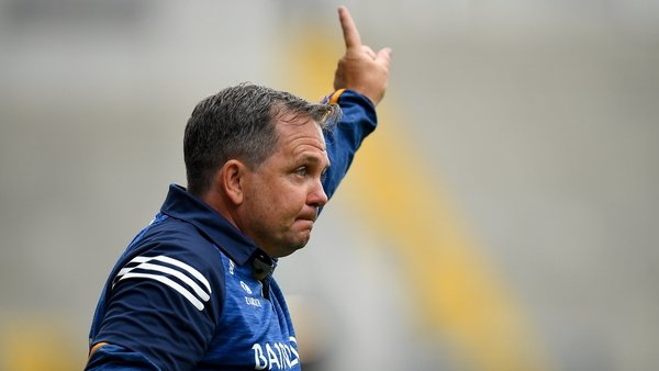 Davy Fitzgerald won't be on the sideline this year