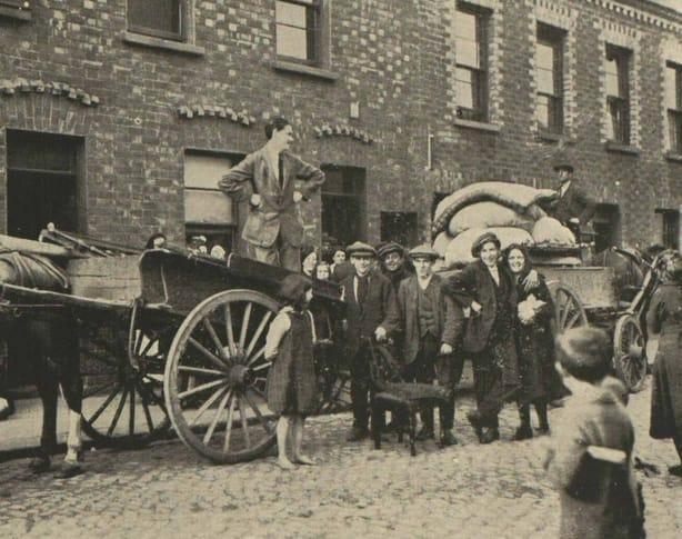 Ed 186 Century Ireland - Belfast Riots Exodus ILN4Sept20