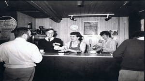 The coffee bar in the Hirschfeld Centre in 1979. Photo: the Irish Queer Archive/ National Library of Ireland