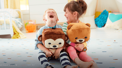 """""""Toys such as Smart Toy Bear using voice or image recognition connect to the cloud which allows children's conversations and images to be analysed, processedand acted on"""""""