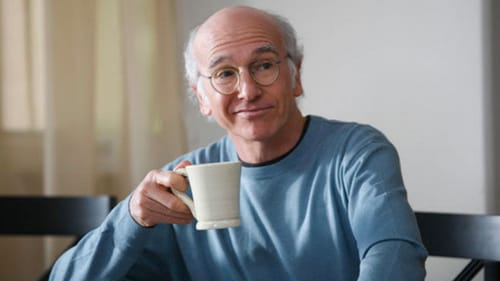 """Larry David from Curb Your Enthusiasm: """"some of the best examples of comedic music are to be found in the scores and soundtracks to comedy films and TV shows"""""""