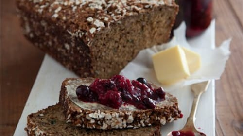Traditional Porridge Bread