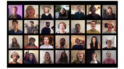 """""""The Covid-19 lockdown has been challenging for choirs andconductors, but this is also an opportunity to reflect on what makes people engage in activities such as choral singing, and what facilitators of these groups should be providing"""""""