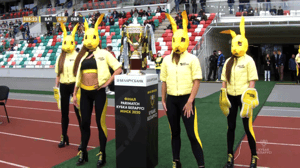 The Belarusian Cup final attracted 65,000 viewers on YouTube
