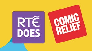 You can watch RTÉ Does Comic Relief around the world (excluding North America)