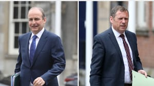 Micheál Martin described Barry Cowen's Dáil statement as an 'abject apology' (Pic: RollingNews.ie)