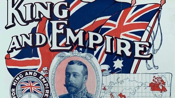Australian support for the British empire