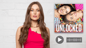 Roz Purcell joins Emma and Laura for this week's Unlocked