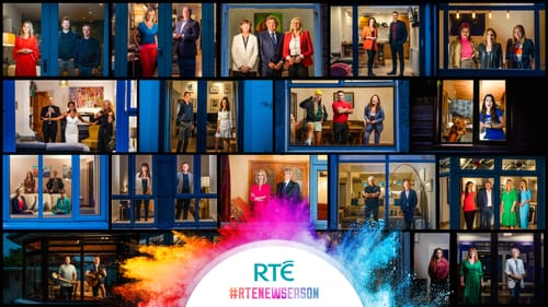 Stay at home with RTÉ this Autumn