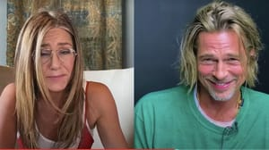 Jennifer Aniston and Brad Pitt reunited on screen for a good cause