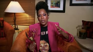 Regina King wore a t-shirt featuring Breonna Taylor