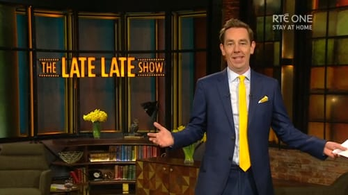 """Ryan Tubridy on Friday's Late Late Show Daffodil Day Special - """"We just keep going, keep giving"""""""