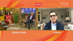 Christy Dignam tells us to count our blessings