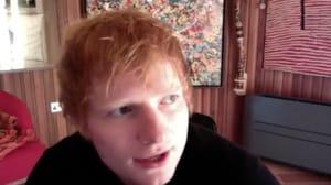Tracy chats to Ed Sheeran