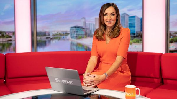 """Sally Nugent - """"It's an honour"""""""